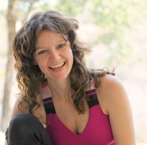 Lauren Buck, Yoga Instructor